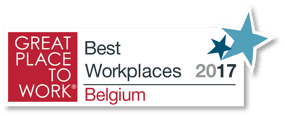 Logo Great Place To Work 2017